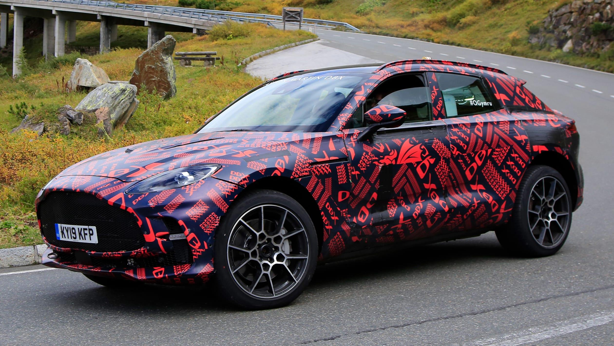 2022 Aston Martin DBX S